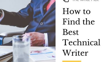 How To Find And Hire The Best Technical Writers