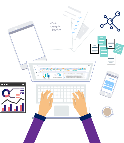 data driven content writing agency